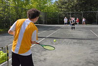 tennis in new england